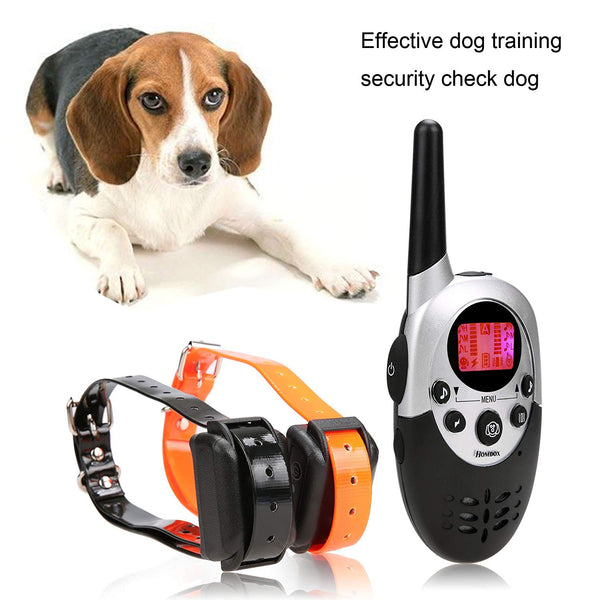 Water Resistant and Rechargeable Dog Shock Collar