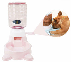 Pet Press Pedal Self Feeding