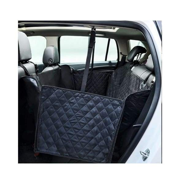 Premium Dog Rear Car Seat Cover