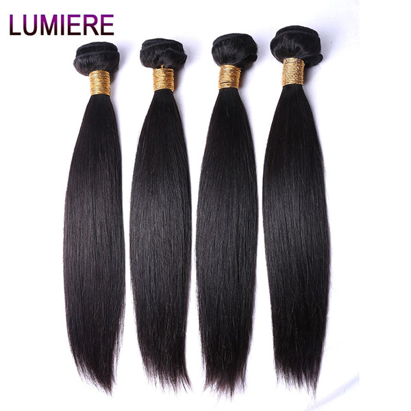 Human Hair Extensions 1/4 Bundle - Thejewellerystyle