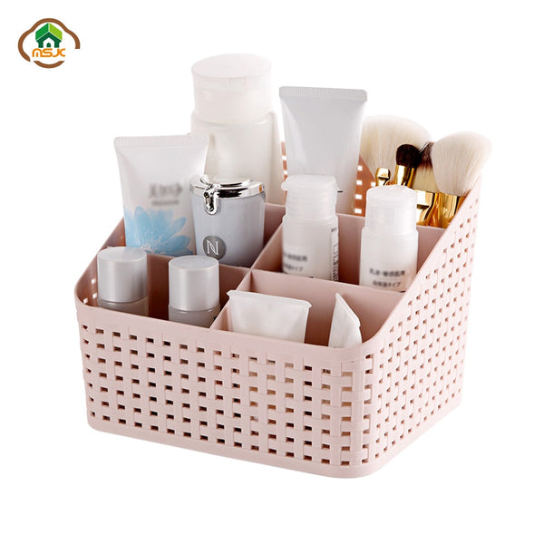 Makeup Organizer Box For Cosmetics Desk - Thejewellerystyle