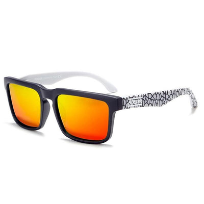 Kdeam KD901 Black/Grey Polarized Sunglasses-Smael South Africa-Smael South Africa