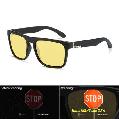 Kdeam KD156 #9 Polarized Sunglasses - Night Vision