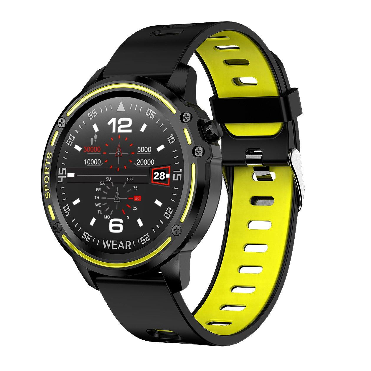 Microwear L8 Fitness/Smartwatch - Green