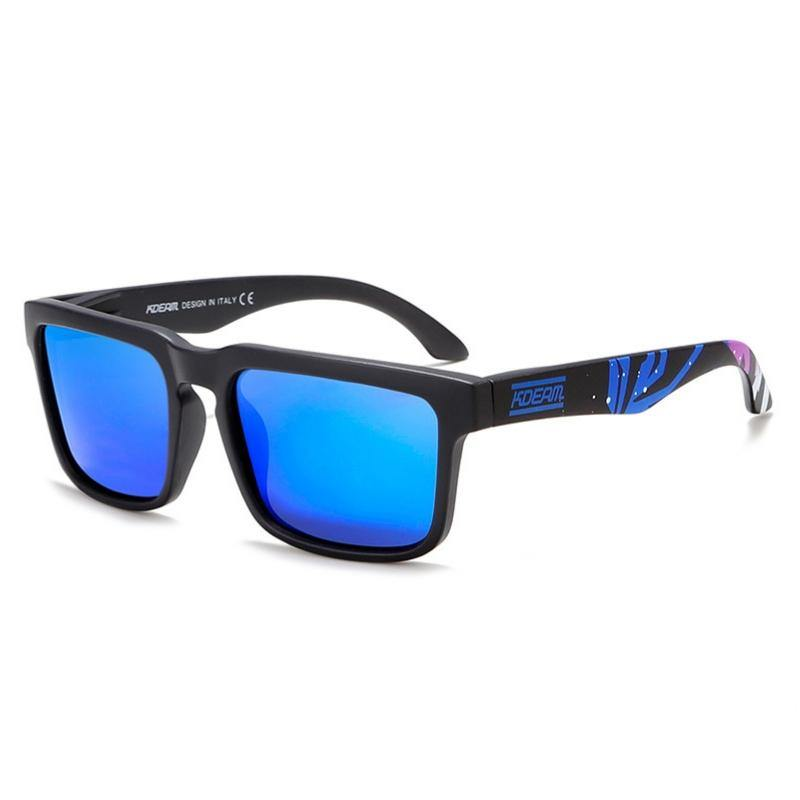 Kdeam KD901 Blue/Blue Polarized Sunglasses-Smael South Africa-Smael South Africa
