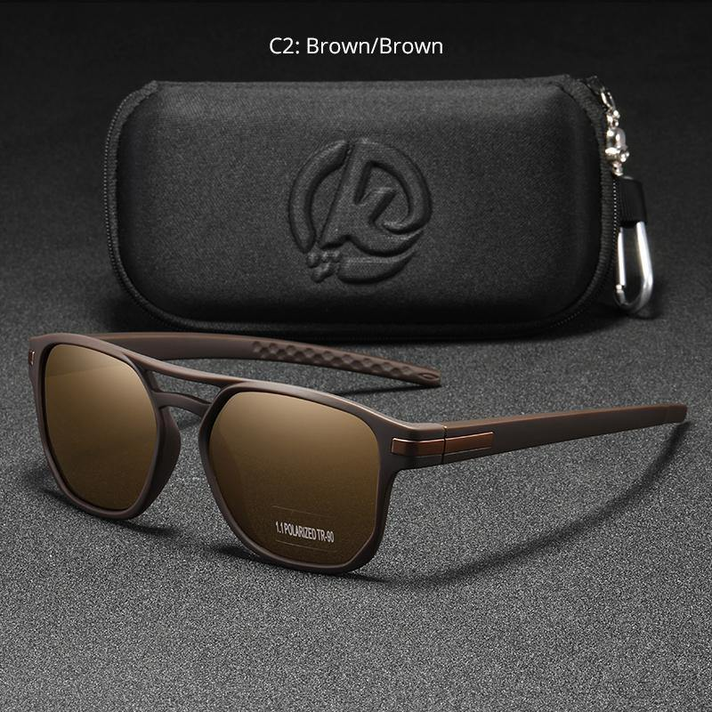 Kdeam KD112 #2 Polarized Sunglasses- TR90