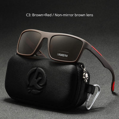 Kdeam KD101 #3 TR90 Polarized Sunglasses