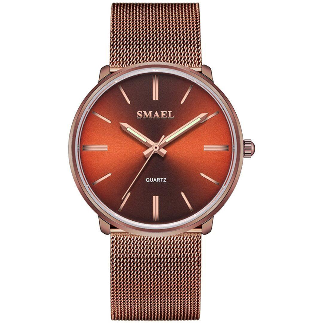 Smael SL1892 Ladies Classic Watch - Brown