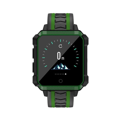 Microwear H7 4G Fitness/Smartwatch - Green