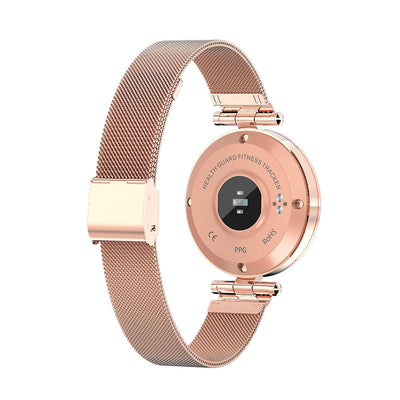 Microwear X10 Ladies Smart Fitness Watch - Gold