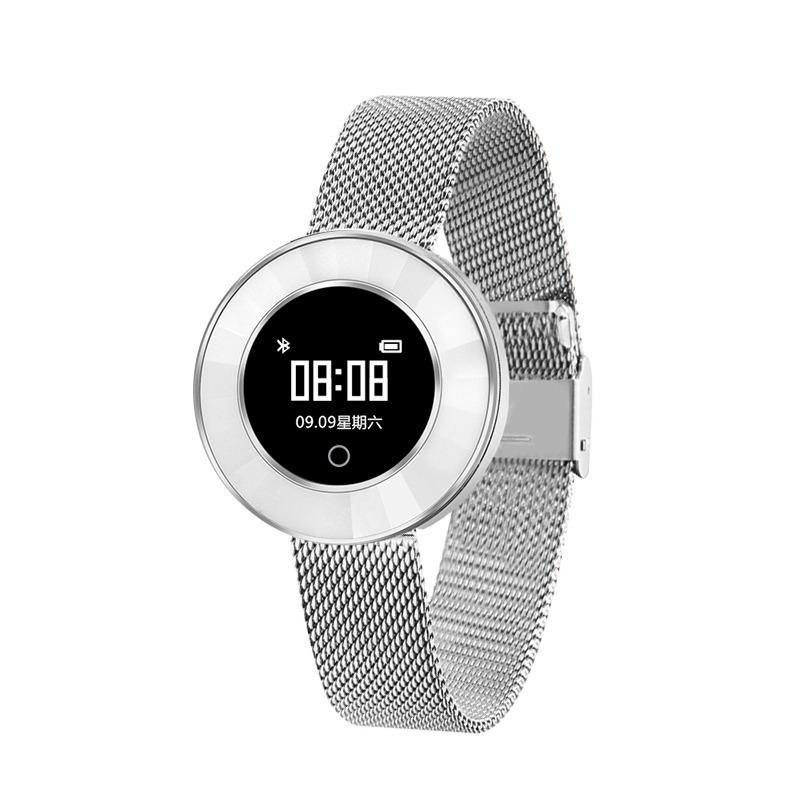 Microwear X6 Ladies Smartwatch - Silver