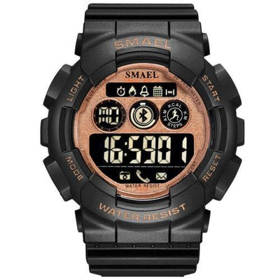 Smael Gold 8013 Bluetooth Sport Watch-Smael South Africa-Smael South Africa