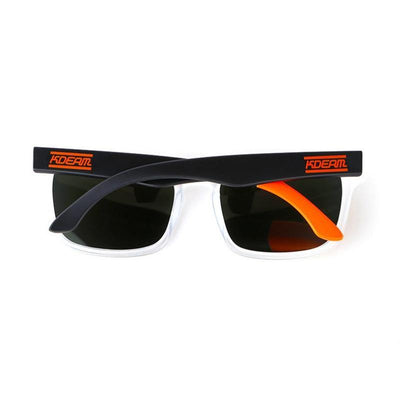 Kdeam KD901 White/Black Polarized Sunglasses-Smael South Africa-Smael South Africa