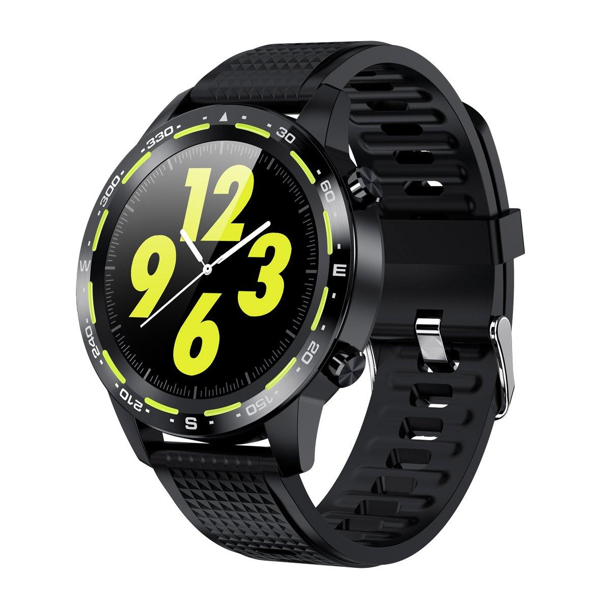 Microwear L12 Fitness/Smartwatch - Green