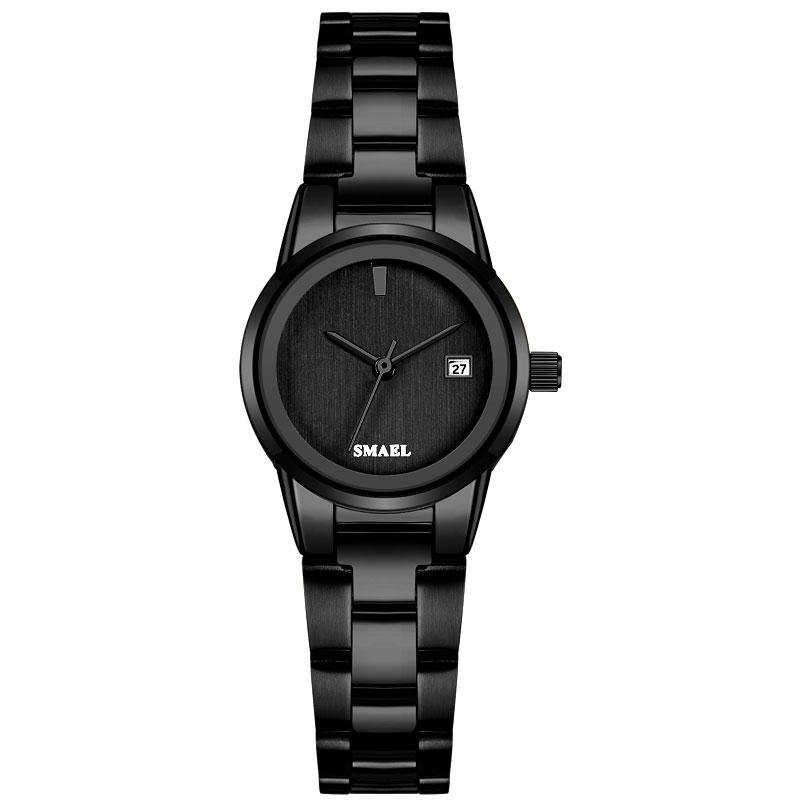 Smael SL9004L Ladies Classic Watch - Black
