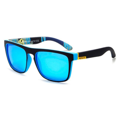 Kdeam KD156 Black/Blue2 Polarized Sunglasses-Smael South Africa-Smael South Africa