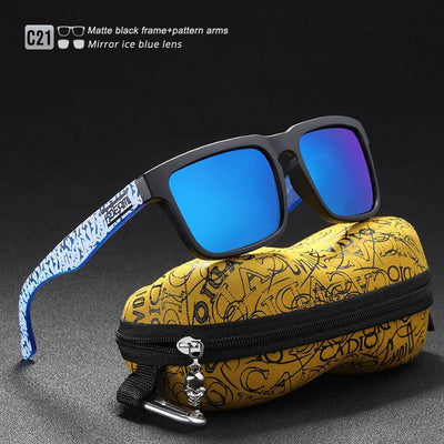 Kdeam KD901 #21 Polarized Sunglasses - Smael South Africa