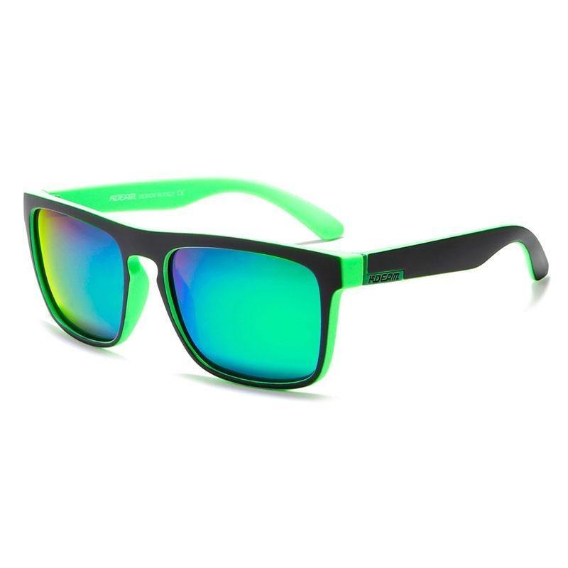 Kdeam KD156 Green/Blue Polarized Sunglasses-Smael South Africa-Smael South Africa