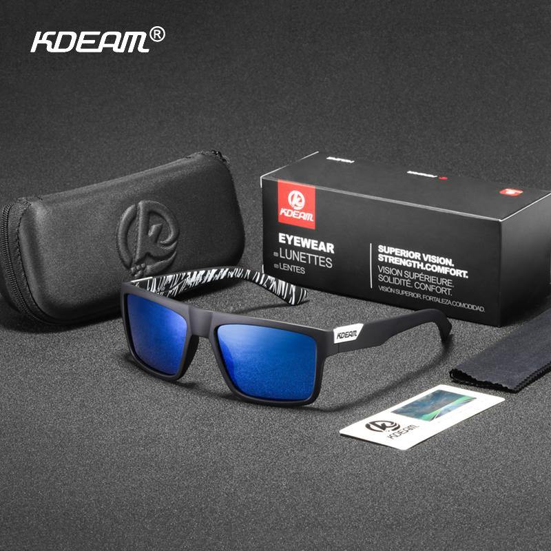 Kdeam KD05X #4 Polarized Sunglasses