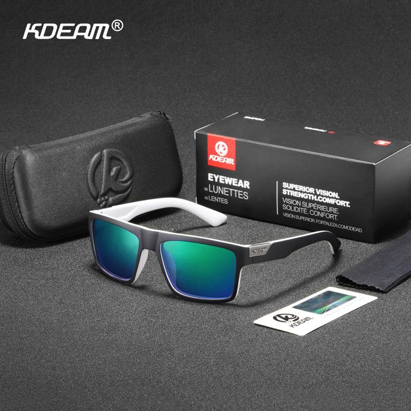 Kdeam KD05X #6 Polarized Sunglasses
