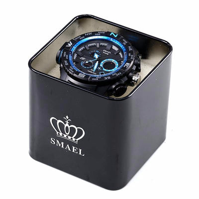 Smael 8023 Gold Sports Watch