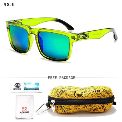 Kdeam KD901 #8 Polarized Sunglasses - Smael South Africa
