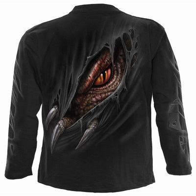 BREAKING OUT - Dragon Awakens Longsleeve Shirt - Rebels Depot