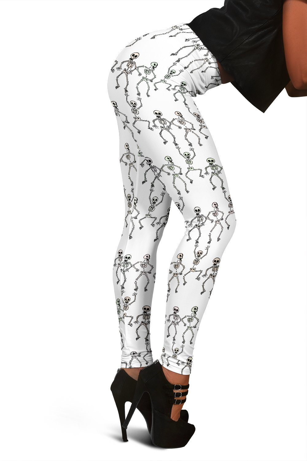 Dancing Skeletons Women's Leggings