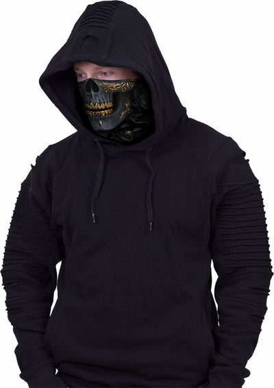 Gold Teeth Tribal Skull Balaclava - Rebels Depot
