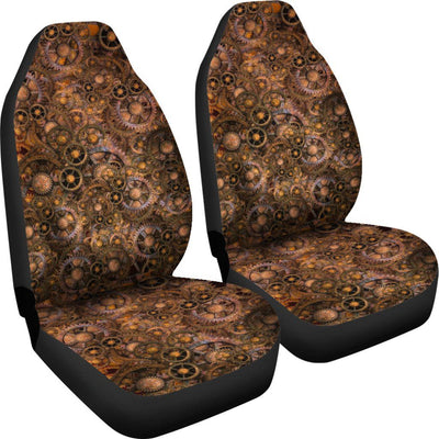 Steampunk Geared Out Car Seat Covers - Rebels Depot