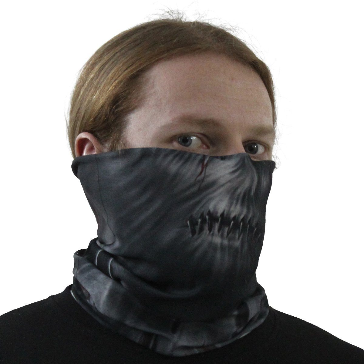 """All Stitched Up"" Skull Balaclava Face Mask - Rebels Depot"