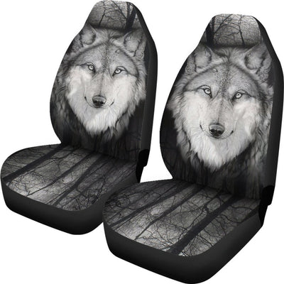 Wolf Car Seat Covers - Rebels Depot