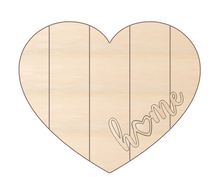 Load image into Gallery viewer, Pallet Heart with Overlay Kit
