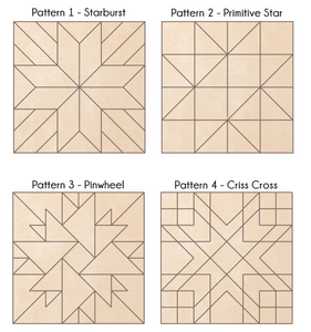 Barn Quilt Patterns