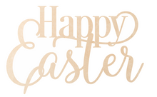 Load image into Gallery viewer, Happy Easter (Overlay)