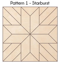 Load image into Gallery viewer, Barn Quilt Patterns