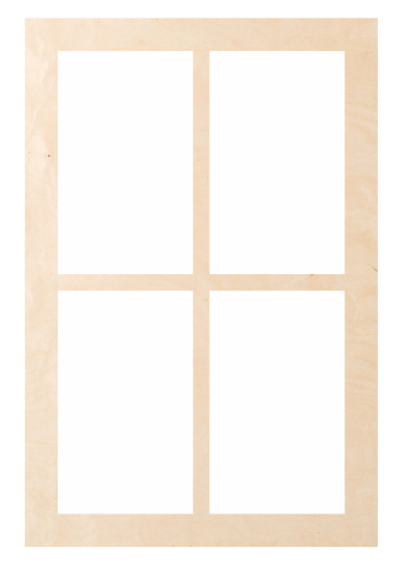Window - Rectangle 4 Pattern