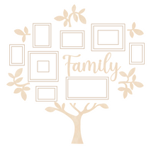 Load image into Gallery viewer, Family Tree - 7 piece set