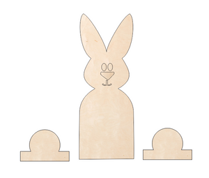 Bunny - Free Standing