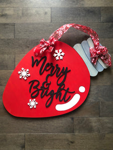 Merry & Bright Christmas Light