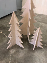 Load image into Gallery viewer, Christmas Trees - Full 3-D