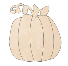 Load image into Gallery viewer, Pumpkins - Curly Stem