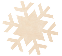 Load image into Gallery viewer, Snowflake