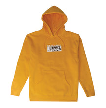 Load image into Gallery viewer, IMMORAL TALES HOODIE (GOLD)
