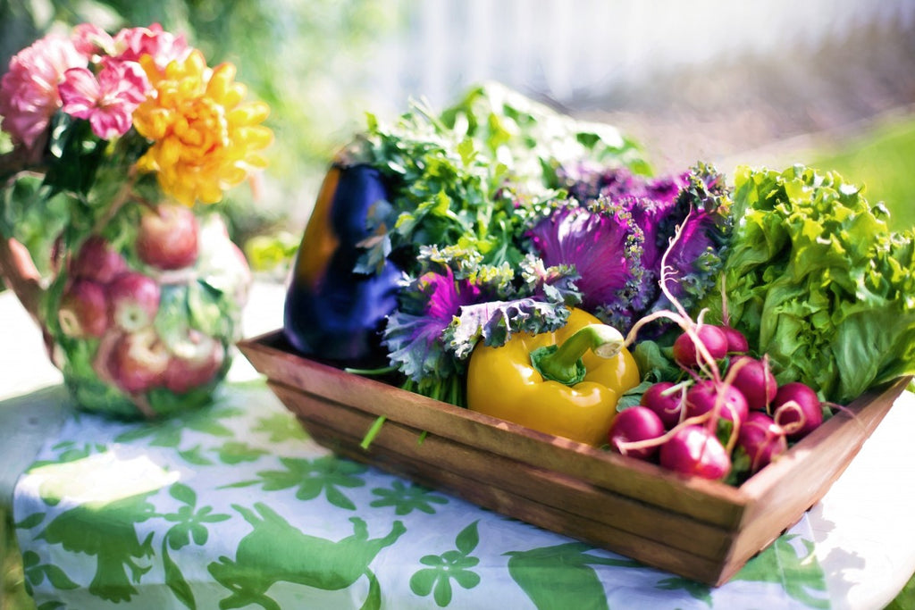 10 reasons for Organic Gardening