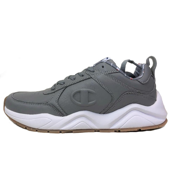 Champion 93Eighteen Cement Grey Sneaker Shoes