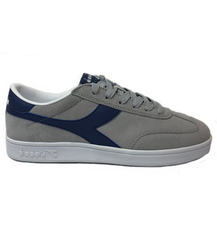 Diadora Field Glacier Grey Sneaker Shoes