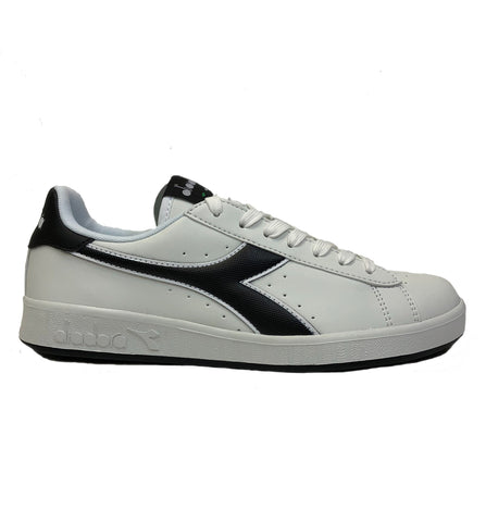 Diadora Game P White Sneaker Shoes