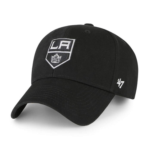 47 Brand Los Angeles Kings Legend Black Dad Hat
