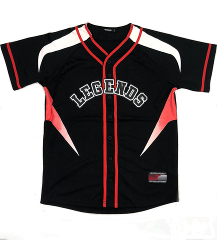 Pink Dolphin Legends 2.0 Black Jersey